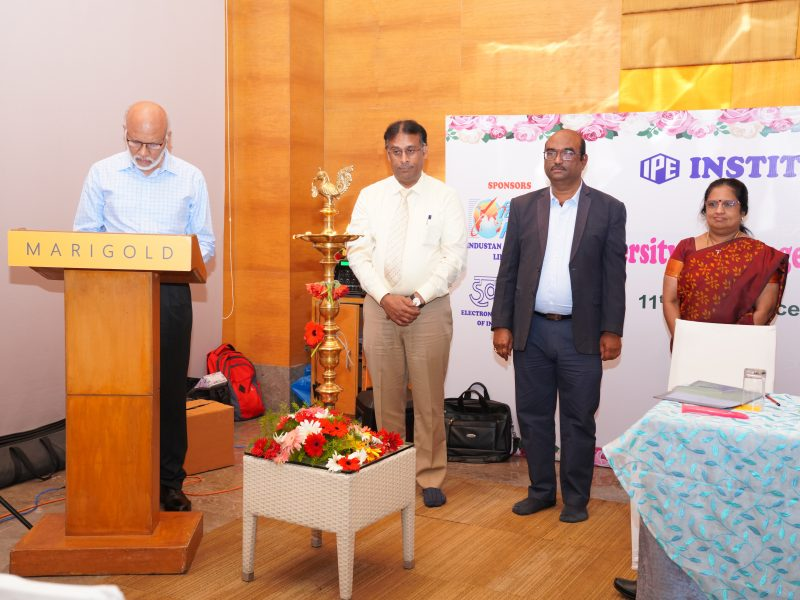 Inaugural Session of the 7th National Conference on Diversity of Management - Development of Women Executives
